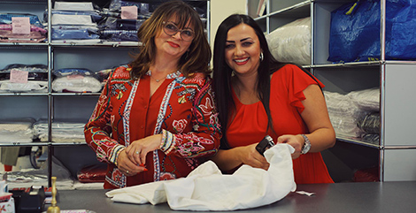 Textilreinigungizi team Basel